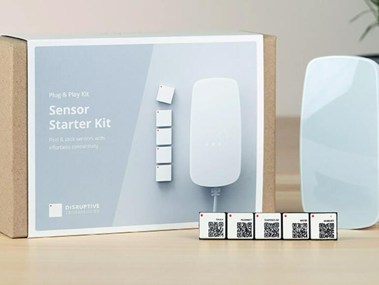 Disruptive Technologies Sensor Starter Kit, tangan: IoT dalam kotak Ulasan
