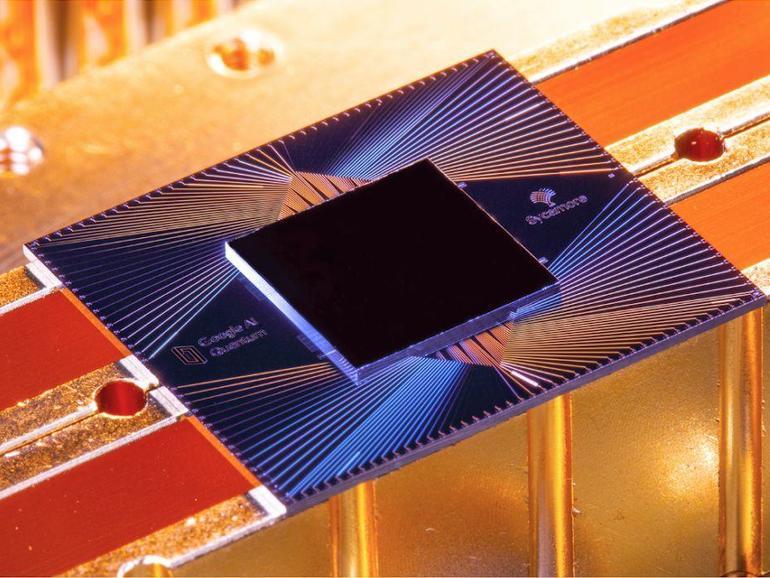 Pengkomputeran kuantum: Penyelidik Google berpendapat bahawa mereka sekarang boleh menghentikan qubit yang salah
