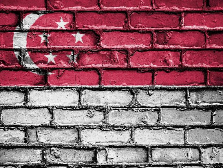 Singapura berada dalam talian untuk mencari pegawai perisik