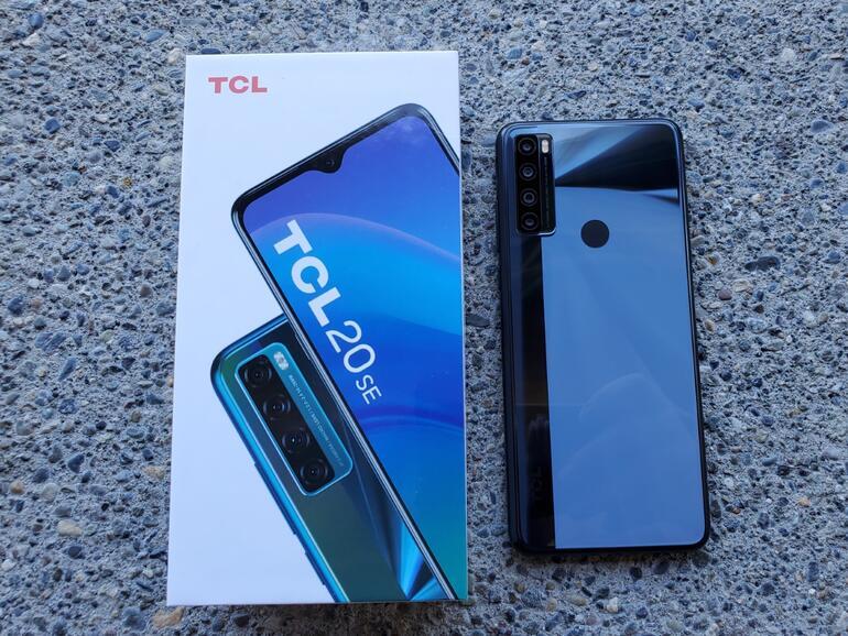 Ulasan TCL 20SE: Telefon sub-$ 200 yang kukuh untuk Ulasan pelanggan yang tepat